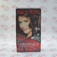 کیت رنگ مو رولون Revlon مدل Light Ash Brown 46