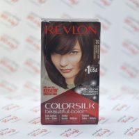 کیت رنگ مو رولون Revlon مدل Dark Mahogany Brown 32