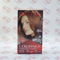 کیت رنگ مو رولون Revlon مدل Light Reddish Brown 55