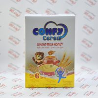 سرلاک کانفی Confy مدل wheat-milk Honey