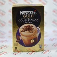 قهوه موکا نسکافه گلد Nescafe مدل Double Choc
