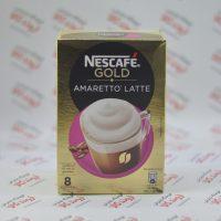 قهوه فوری لاته نسکافه Nescafe Gold مدل Amaretto Latte