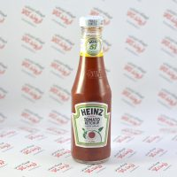 سس کچاپ هاینز HEINZ مدل شیشه ای (300gr)