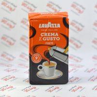 پودر قهوه لاواتزا Lavazza مدل CREMA E GUSTO