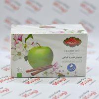 دمنوش مخلوط گیاهی گلستان Golestan مدل Apple & Cinnamon