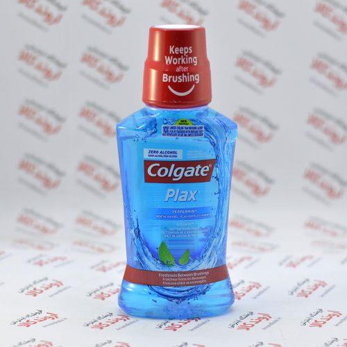 دهانشویه کلگیت Colgate مدل Plax Peppermint (250gr)