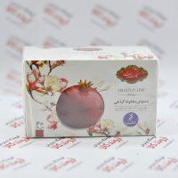دمنوش مخلوط گیاهی گلستان Golestan مدل Pomegranate