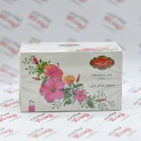 دمنوش چای ترش گلستان Golestan مدل Hibiscus