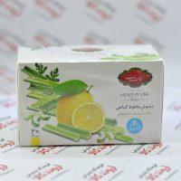 دمنوش مخلوط گیاهی گلستان Golestan مدل Lemon & Celery