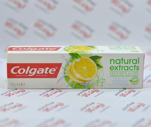 خمیر دندان کلگیت Colgate مدل Natural Extracts