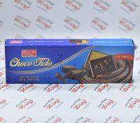 شوکو بیسکویت شیری شیرین عسل مدل Choco tido