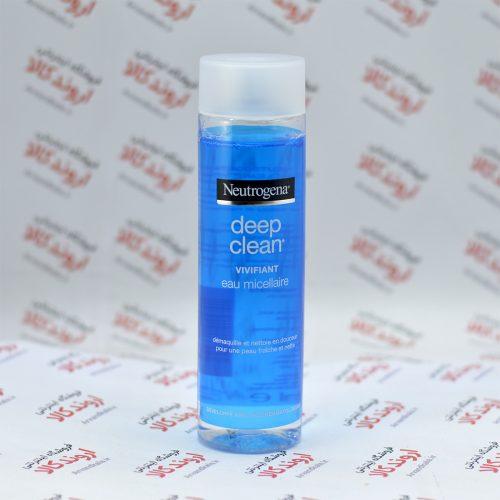 پاک کننده آرایش چشم نوتروژینا Neutrogena مدل Deep Clean