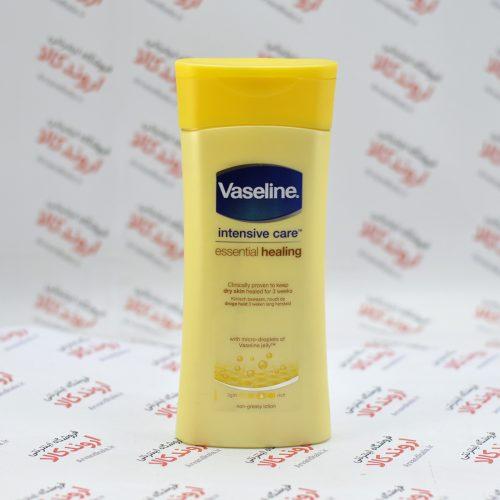 لوسیون بدن وازلین Vaseline مدل Essential Healing