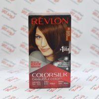 کیت رنگ مو رولون Revlon مدل 31 Dark Auburn