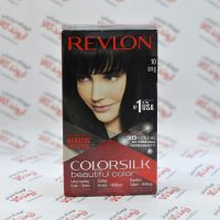 کیت رنگ مو رولون Revlon مدل 10 Black Nior