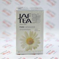 دمنوش بابونه جف تی Jaf Tea مدل Camomile Dreams