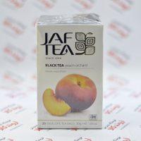 چای هلو جف تی Jaf Tea مدل Peach Orchard