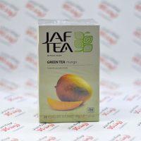 چای سبز جف تی Jaf Tea مدل Mango