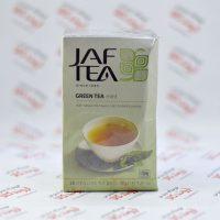 چای سبز جف تی Jaf Tea مدل Mint