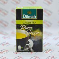 چای سبز خالص دیلما Dilmahمدل pure green