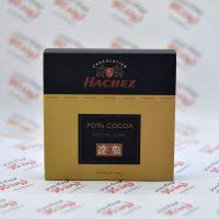 شکلات تلخ هاچز Hachez مدل 70% cocoa