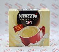 پودر مخلوط قهوه فوری نسکافه Nescafe مدل Cremy Latte