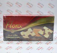 شکلات دو رنگ شیرین عسل Shirin Asal مدل Flora