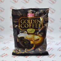 آبنبات مغزدار شیرین عسل Shirin Asal مدل Golden Coffee