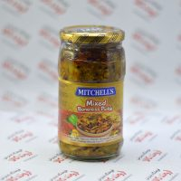 ترشی میتچلز Mitchell's مدل Mixed(360gr)