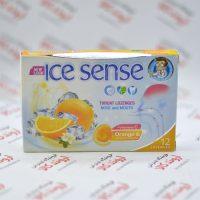 آبنبات آیس سنس Ice Sense مدل Orange & Eucalyptus