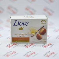 صابون داو Dove مدل Vanilla و shea
