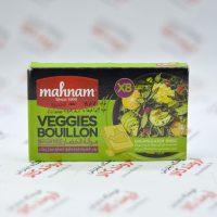 عصاره طعم دهنده سبزیجات مهنام mahnam مدل veggies