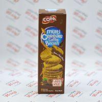 بیسکوییت سبوس دار کوپا Copa مدل Coffee