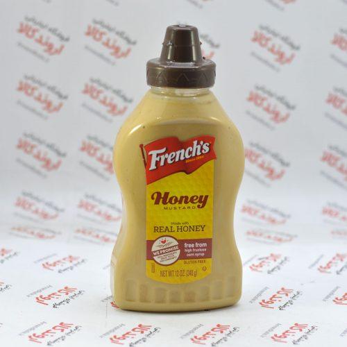 سس خردل فرنچ French's مدل Honey
