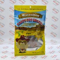 تشویقی سگ واسون هن WASONHEN مدل tasty pet snacks