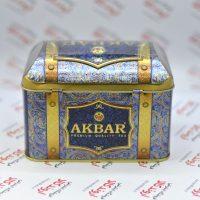 چای صندوقی اکبر Akbar مدل Orient Mystery